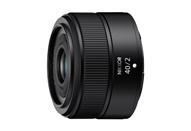 コスパ抜群の小型単焦点レンズ NIKKOR Z 40mm f/2