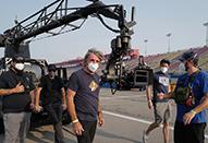 起亜自動車アメリカのCM「Emmys Delivery Training」にBlackmagicの12Kカメラを使用