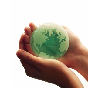 画像:エコロジーを喚起するイメージ