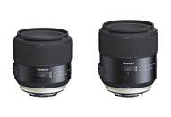 タムロン SP 35mm F/1.8 Di USD (Model F012)、SP 45mm F/1.8 Di USD (Model F013)ソニー用
