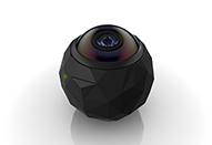 米国の360°カメラ「360fly」シリーズが発売