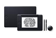 最新世代のペンタブレット「Intuos Pro」と「Wacom Intuos Pro Paper Edition」が発売