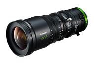 富士フイルムから新しいシネマカメラ用レンズ「FUJINON MK18-55mm T2.9」が発売