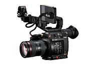 新規RAWフォーマット「Cinema RAW Light」に対応した「EOS C200」