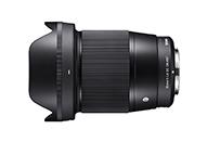 「Contemporary」ラインのミラーレス用16mm単焦点レンズが開発発表