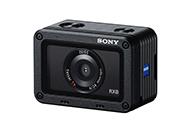 RXシリーズ最小ボディのコンパクトデジタルカメラ「RX0」
