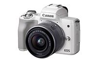 エントリーモデルEOS Kissブランド初のミラーレスカメラ