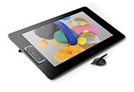 4K対応の高精細液晶ペンタブレット「Cintiq Pro 24」