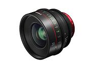 キヤノン 4K・フルサイズ対応単焦点シネマレンズシリーズに20mmが発売