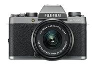 快適に高画質撮影ができるXシリーズのエントリーモデル「X-T100」