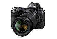 ニコン、大口径の新マウントを採用したフルサイズミラーレスカメラを発表