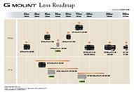 中判ミラーレスデジタルカメラ「GFXシリーズ」用レンズに新たな3本を追加