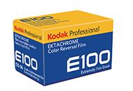コダックのカラーリバーサルフィルム「EKTACHROME film E100」販売再開