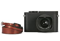 控えめさを追求したデザインのコンパクトデジタルカメラ「ライカ Q-P」