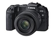 EOS Rシステムの小型・軽量なフルサイズミラーレスカメラ