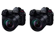 LUMIX初のフルサイズミラーレス一眼カメラ「Sシリーズ」S1R/S1