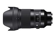 「SIGMA 40mm F1.4 DG HSM | Art」のソニーEマウント用レンズが発売