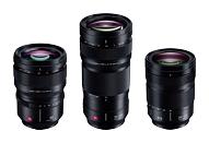 パナソニック フルサイズミラーレスカメラLマウント用交換レンズ3本を発売