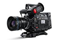 4.6Kスーパー35mm HDRイメージセンサー搭載「URSA Mini Pro 4.6K G2」