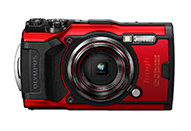 タフ性能とマクロ機能を備えたコンパクトデジタルカメラ OLYMPUS Tough TG-6