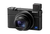 α9同等の高速・AF性能を実現したプレミアムコンパクトカメラ「RX100 VII」