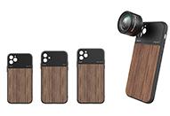 プロ向けアタッチメントレンズ「USHADOW X1」iPhone 11シリーズ用ケース予約開始