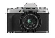 FUJIFILM X-T200 小型軽量ボディに進化したAF機能、4K動画撮影機能を搭載