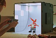 自宅でプロクオリティの撮影ができるLED照明付き撮影ボックス
