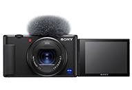 VLOGCAM ZV-1|Vlogコンテンツの撮影に特化したデジタルカメラ