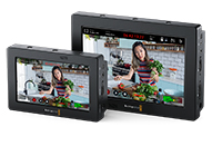 大画面モニタリング機能と収録コーデックを追加するBlackmagic Video Assistの低価格モデル
