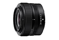 最薄・最軽量のミラーレスカメラ用フルサイズフォーマット対応ズームレンズ