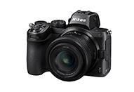 ニコンZマウントを採用したフルサイズミラーレスカメラのベーシックモデル