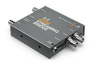 ATEM Mini Proを使用するスタジオから高品質ビデオを直接リンクできるコンバーター