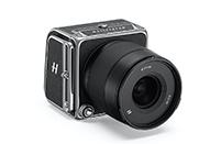 デジタルバックCFV II 50Cとカメラボディ907Xからなる中判ミラーレス