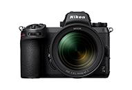 Z 7II 有効画素数4575万画素の高画素フルサイズミラーレスカメラ