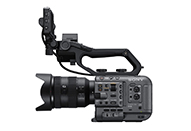 35mmフルサイズ裏面照射型イメージセンサー搭載のCinema Line新製品