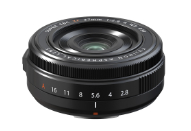 XFレンズシリーズ最薄・最軽量の単焦点レンズ