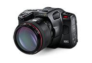 プロ仕様の機能を追加したハンドヘルド6Kデジタルシネマカメラ