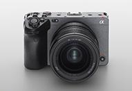 FX3|Cinema Lineシリーズ最小最軽量のフルサイズセンサー搭載カメラ