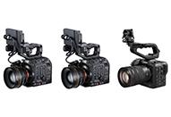 CINEMA EOS SYSTEMの3モデル 映像出力機能の拡充など機能向上