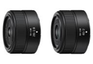 ニコンZマウントの小型・軽量単焦点レンズ2種を開発発表