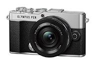 新会社移行後初のカメラ機種発売 OLYMPUS PEN E-P7