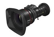 超高精細な8K放送用カメラ対応のレンズラインアップを拡充