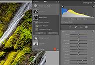 Adobe Lightroom 選択範囲の画像処理一連の機能が「マスク」機能として統合