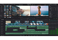 M1 Pro/M1 Max搭載のApple Macモデルで8Kの編集・グレーディングが最大5倍に高速化