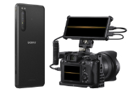 撮影ワークフローを向上させるプロ向けスマートフォン ソニー Xperia PRO