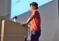 「360度VR動画入門」の講演レジュメPDFを公開します