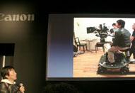 EOS MOVIE セミナー@Inter BEE ① 「TVCM制作におけるEOS MOVIEの活用事例」