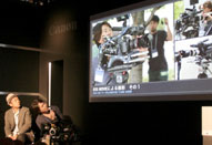 EOS MOVIE セミナー@Inter BEE ③「TBSドラマ『おじいちゃんは25歳』におけるEOS MOVIEの活用事例」