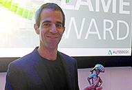 世界的なFlameアーティスト、ビーコ・シャラバニ氏にきく